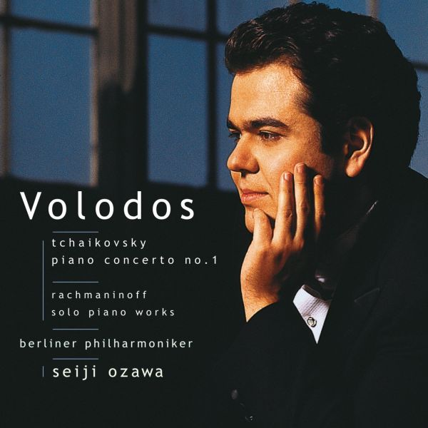 TCHAIKOVSKY: PIANO CONCERTO No. 1; RACHMANINOFF: SOLO PIANO WORKS (Berliner Philharmoniker – Seiji Ozawa)